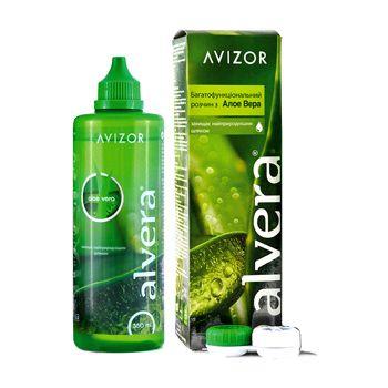 Раствор мультифункциональный Avizor Alvera