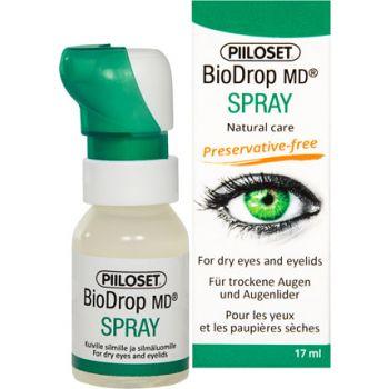 Увлажняющие капли Piiloset BioDrop (спрей)