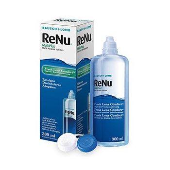 Купить раствор для линз ReNu (Реню)