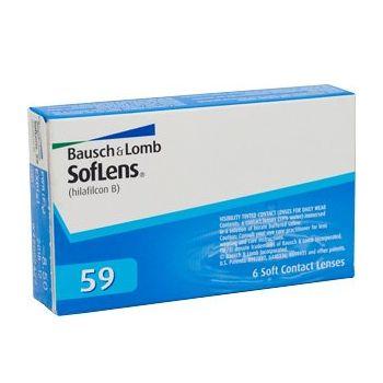 Купить линзы SofLens 59 от Bausch & Lomb